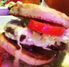 Sunday: Westport Flea Burger