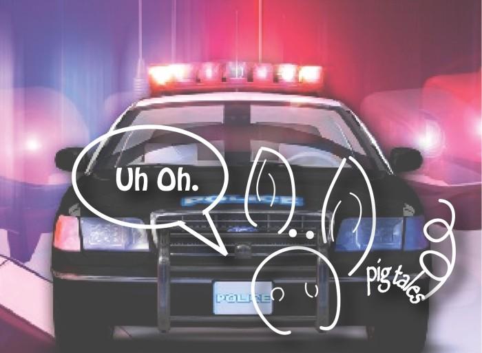 police pigtales