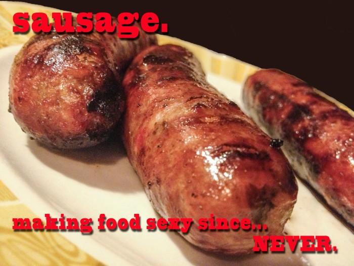 sausageneversexy