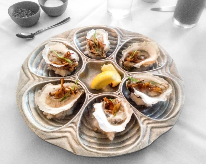 oysterplate